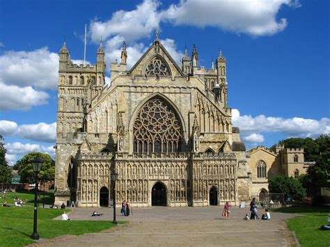 History of Exeter