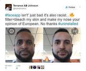 'racist' Faceapp Beautifying Filter Lightens Skin Tone