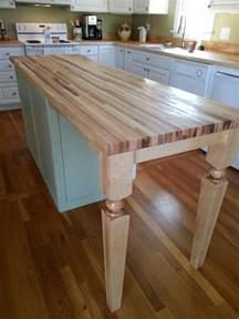butcher block kitchen islands furniture chic kitchen island wood posts for breakfast bar