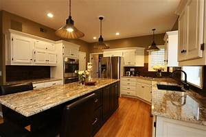 Hand, Made, Transitional, Kitchen, Island, By, Belak, Woodworking, Llc