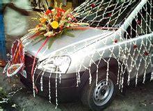 indian wedding car decoration indian wedding car