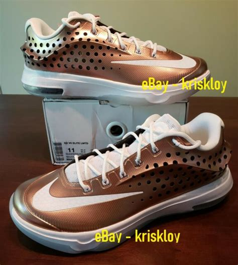 Kevin durant shoes from alibaba.com to stay trendy. NEW - Nike KD VII 7 EYBL Shoes Mens Size 11 - Elite Lmtd ...