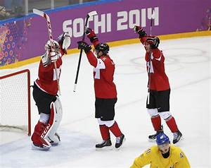 Sochi Olympics Day 18: Canada beats Sweden, 3-0, to take ...