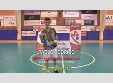 Highlights PABLO RODRIGO ´02 Real Madrid MVP Final