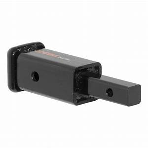 Curt Trailer Hitch Receiver Adapter  4 U0026quot   Class Ii  To