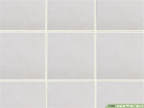 How To Whiten Grout (with Pictures)  Wikihow. Recessed Panel Cabinet Door. Wallpaper Frame. Led Shower Light. Quikrete Walk Maker Ideas. Clawfoot Tub. Arizona Tile Scottsdale. Sunjoy Com. Shower Faucets