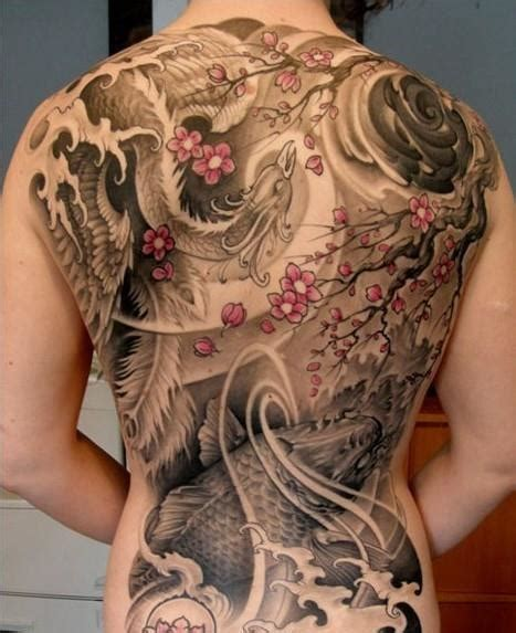 Tatouage Dragon Femme Dos Tattoo Art