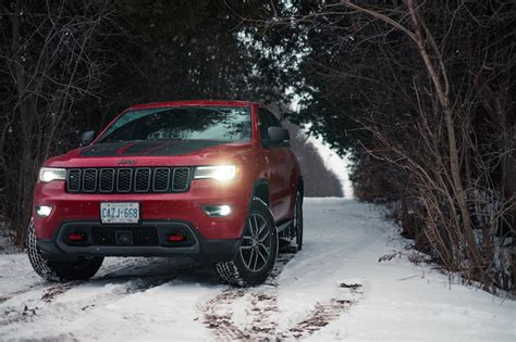 review 2017 jeep grand trailhawk canadian auto
