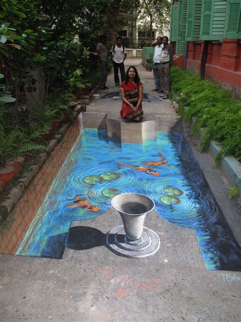 unbelievable  street art paintings   blow