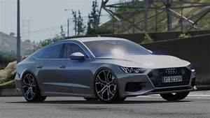 Audi A7 2018 : audi a7 sportback 2018 add on replace gta5 ~ Melissatoandfro.com Idées de Décoration