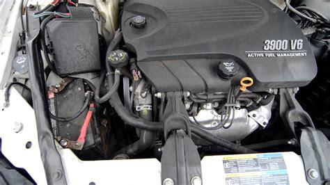 2007 Chevy Impala With 39l V6 Ohv 12v Engine 188
