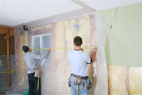 professional guidance on how to hang drywall