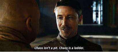 Chaos Know Want He Climbing Ladder Health