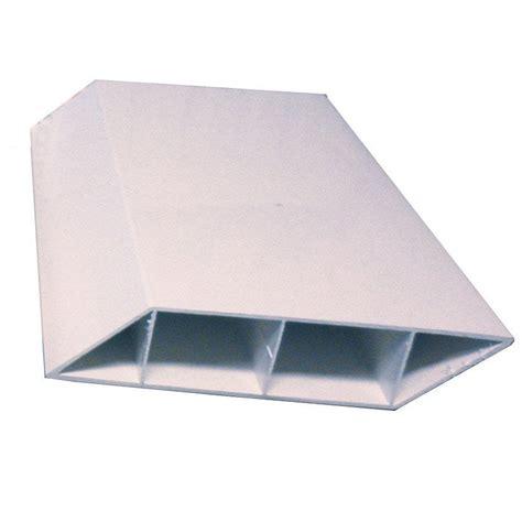 lame de cl 244 ture pvc naterial blanche h 230 x l 3 cm leroy merlin