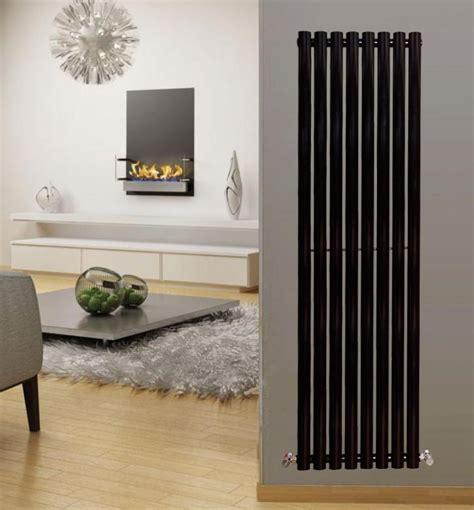 Modern Bathroom Heating by Modern Vertical Designer Oval Column Radiator Bathroom