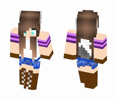 Wolf Minecraft Skin Skins Female Superminecraftskins