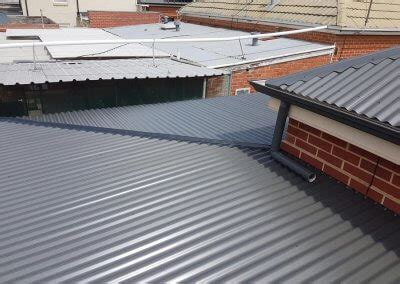 bullnose roofing baxter roofing cladding
