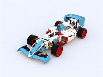 Prix Grand Formula Moc Alternate Racer Lego