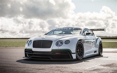 Bentley Car : Bentley Continental Gt3 Race Car