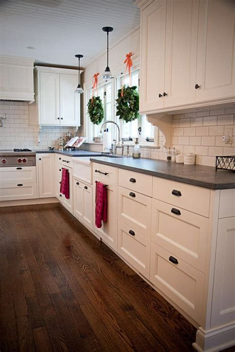 Top 25+ Best Wood Floor Kitchen Ideas On Pinterest