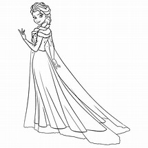 Coloring Pages Of Elsa And Jack Frost. hd wallpapers coloring pages of elsa and jack frost click to see printable version