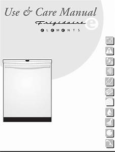 Electrolux Dishwasher 6919941 User Guide