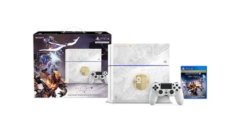 Destiny Ps4 Console by Destiny The Taken King Gets Its Own Gorgeous Ps4 Bundle