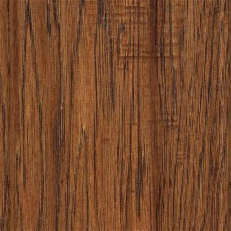 hickory solid hardwood flooring home legend distressed kinsley hickory solid hardwood flooring 5 in x 7 in take home sle