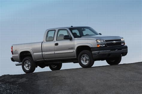 Chevy Trucks Models by 2007 Chevrolet Silverado 1500 Classic Information And
