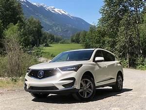 First Drive: 2019 Acura RDX   TheDetroitBureau.com  Acura