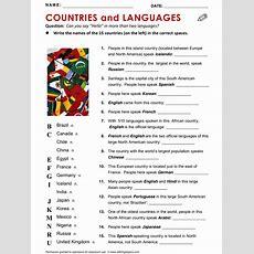 Countries, English, Learning English, Vocabulary, Esl, English Phrases, Httpwww