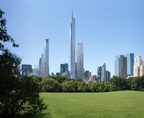 Revealed Central Park Tower Shows Off Its Retail Base 6sqft