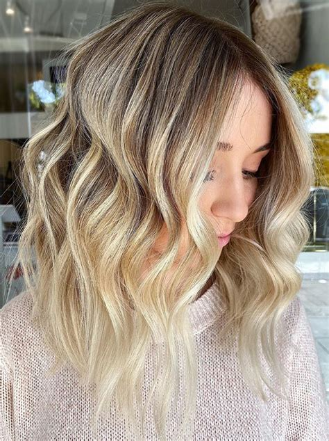 Cute Full Highlights of Balayage Hair Colors to Follow in ...