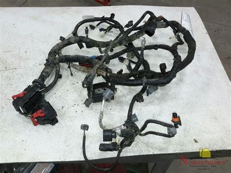 Ford Focu Wire Harnes by 2013 Ford Focus Engine Wire Harness 10 12 2 0l 6spd Auto