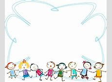 Clipart border + children Clipart Collection Clip art