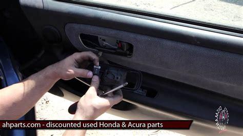 replace install  door panel diy
