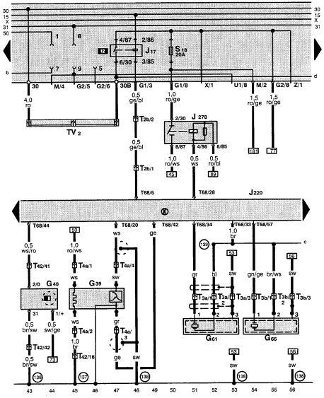 golf 5 wiring diagrams circuit and wiring diagram wiringdiagram net