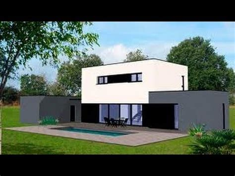 modele de maison moderne minecraft tuto maison moderne 1 2