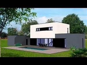 Maison En L Moderne : minecraft tuto maison moderne 1 2 youtube ~ Melissatoandfro.com Idées de Décoration