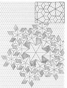 Diagrams  U2013 Page 3  U2013 Origami Tessellations