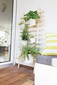 Rankhilfe Holz Selber Bauen : diy so baut ihr eine rankhilfe aus holz selber obsigen ~ Watch28wear.com Haus und Dekorationen