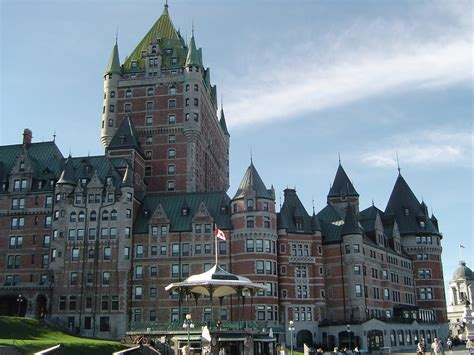 Free Stock Photo Of Chateau Frontenac In Quebec City