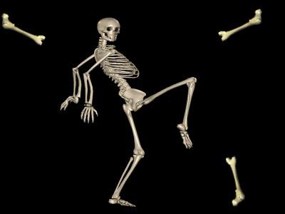 Skeleton Animated Wallpaper - 3d skeleton free and software reviews