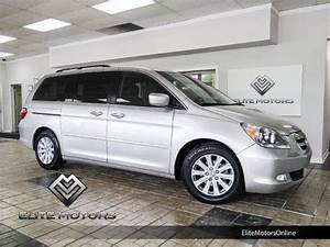 Find Used 2005 Honda Odyssey Touring Navi Rear Dvd Htd Sts