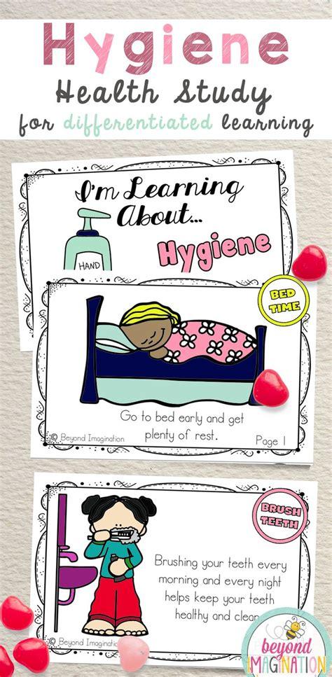 hygiene lesson  kids teaching idea  hygiene study