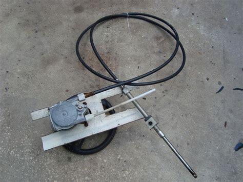 Installing Steering Cable On Boat by Buy Steering Cable Marine Wheel Wellcraft 19 Foot Teleflex