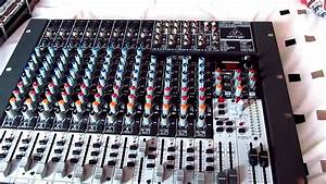 How To Rack-mount Any Benhringer Mixer