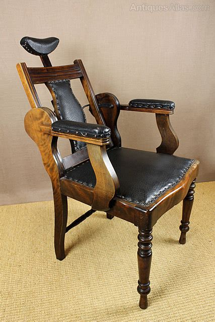 edwardian barber s chair antiques atlas