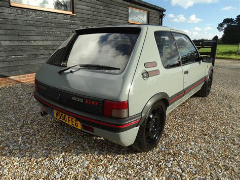 Peugeot 205 For Sale by Used Peugeot 205 Gti 1 9 3 Doors Hatchback For Sale In