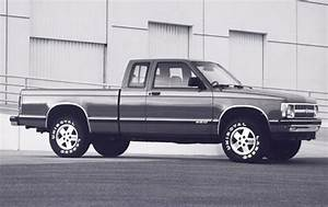 Used 1992 Chevrolet S-10 Extended Cab Pricing